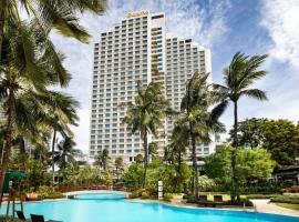 Shangri-La Hotel Jakarta, hotel dekat Komplek Gelora Bung Karno, Jakarta