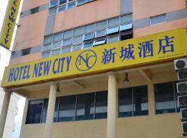 New City Hotel, hotel din Kajang
