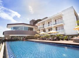 Grandia Hotel, hotel in Bandung