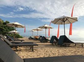 Besakih Beach Hotel, hotel a Sanur