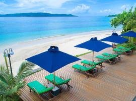 Gangga Island Resort & Spa, hotel in Serai