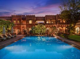 拉坦維拉斯酒店,焦特布爾的飯店