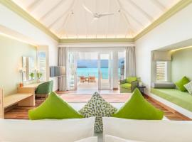 Sun Siyam Olhuveli, hotel i Syd-Malé-Atoll