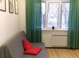Ministudio on Prospekt Ibragimova, апартаменты/квартира в Казани