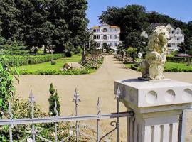 Pension Villa Edelweiß, Hotel in der Nähe von: Bernsteinmuseum, Ostseebad Sellin