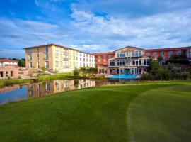 Best Western Premier Castanea Resort Hotel, hotel in Lüneburg