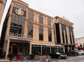 GM City Hotel, hotel em Baku