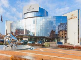 АМАКС Конгресс-отель, отель в Рязани
