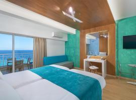 Agla Hotel, отель в Родосе