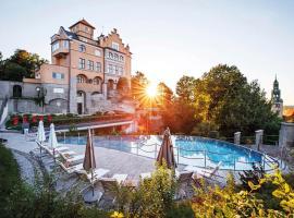 Hotel Schloss Mönchstein, Hotel in der Nähe von: Kapuzinerberg und Kapuzinerkloster, Salzburg