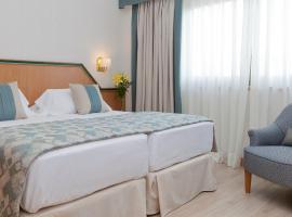 Hotel Praga, hotel blizu znamenitosti Laguna Metro Station, Madrid