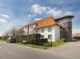 Driemaster, pet-friendly hotel in Middelkerke
