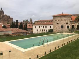 Hospes Palacio de San Esteban, hotel en Salamanca