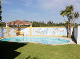 Casa do Vale da Pedra, hotel in Santarém