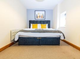 New Street B- City Centre - Spacious 1 Bedroom Apartment, apartment in Worcester