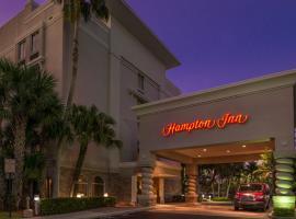 Hampton Inn Fort Lauderdale Plantation, hotel in Plantation