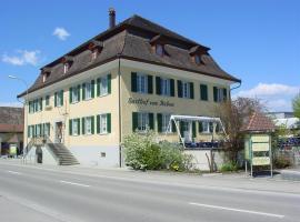 Gasthof Raben, hotel in Eschenz