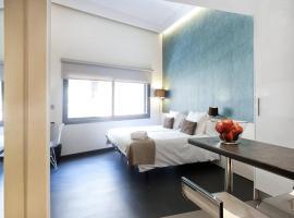Barcelona Fifteen Luxury Aparthotel, hotell i Barcelona