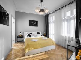 Apartamenty Pomarańczarnia – apartament w Poznaniu