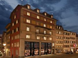 Widder Hotel - Zurichs luxury hideaway, hotel near Grossmünster, Zurich
