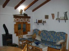 Molino del Camino - Casa nº 2, hotel en Moratalla