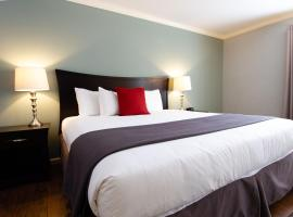 The Dahlonega Square Hotel & Villas, Hotel in Dahlonega