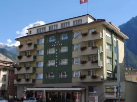 Europe, hotel in Brig