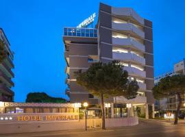 Hotel Imperiale Rimini, hotel in Rimini