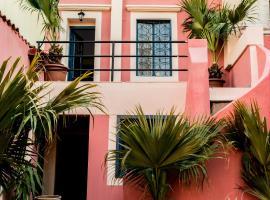 Mascot Garden Rooms, B&B in Rhodes Town