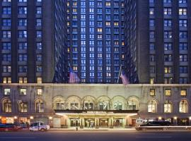 Park Central, hotel em Central Park de Nova York, Nova York