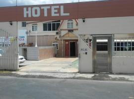 Express Inn PTY Aeropuerto Internacional Panama, hotel near Tocumen International Airport - PTY,