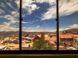 Hotel Coloso Potosi, hotel en Potosí