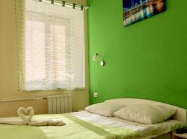 CityLime Hostel, hostel in Saint Petersburg
