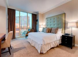 StripViewSuites Penthouse Two-Bedroom Conjoined Suite, serviced apartment in Las Vegas