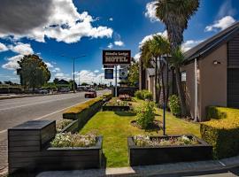 ASURE Abbella Lodge Motel, motel in Christchurch