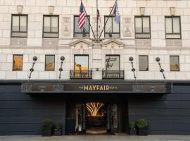 The Mayfair Hotel Los Angeles, hotel near Staples Center, Los Angeles