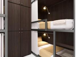 Bond Boutique Capsule Hotel @ Bugis, capsule hotel in Singapore