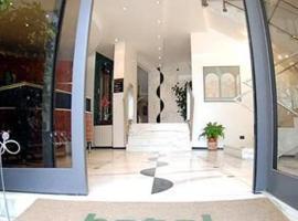 Hotel Boston, hotel a Livorno