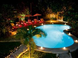 Na Balam Hotel, hotel in Isla Mujeres