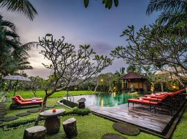 Bliss Ubud Spa Resort, hotel romantico ad Ubud