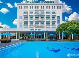 Johnny's Apt-Flora Beach Hotel, hotel in Danang