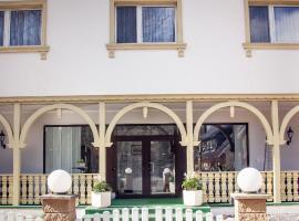 Hotel Altes Kurhaus, Hotel in der Nähe von: Bernsteinmuseum, Baabe