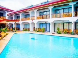 Alona Vida Beach Hill Resort, hotel in Panglao Island