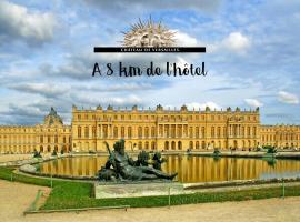 Hôtel Best Western The Wish Versailles, hotel near ENSP Versailles, Guyancourt
