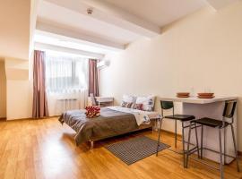 Home Inn, апартаменти з обслуговуванням у Києві