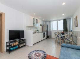 SUNSET SEA VIEW, apartment in Makarska