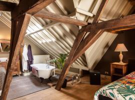 B&B Door 10, huisdiervriendelijk hotel in Gent