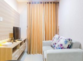Best Modern 1BR The Oasis Apartment By Travelio