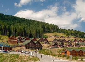 Bukovel Hotel, hotel in Bukovel