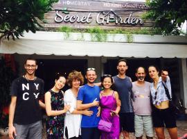 Secret Garden Coffee & Homestay, khách sạn thân thiện với thú nuôi ở Vũng Tàu